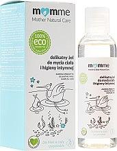 Kup Delikatny żel do mycia ciała i higieny intymnej dla mam w ciąży i po porodzie - Momme Mother Natural Care Gel
