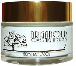 Kup Diamentowy krem do twarzy na noc - Arganour Anti-Aging Night Cream