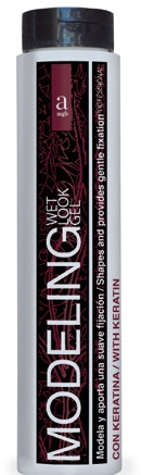 Modelujący żel do włosów - Alexandre Cosmetics Modeling Wet Look Gel — фото N1