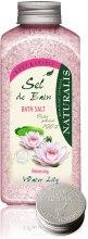 Kup Odprężająca sól do kąpieli z lilią wodną - Naturalis Sel de Bain Water Lily Bath Salt