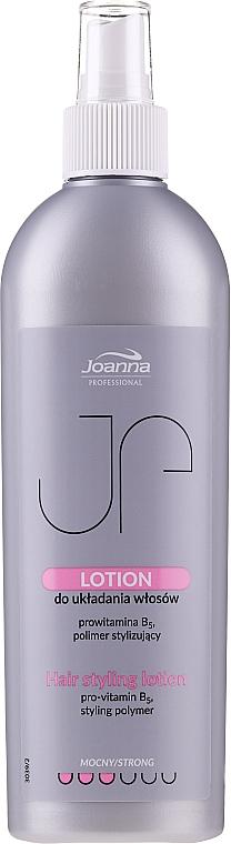 Lotion do układania włosów Mocny - Joanna Professional — фото N1