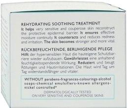 Nawilżająco-łagodzący krem do cery bardzo wrażliwej - Collistar Rehydrating Soothing Treatment Cream — фото N4