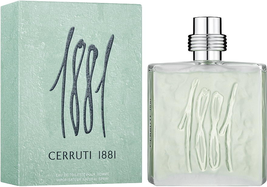 Cerruti 1881 Pour Homme - Woda toaletowa — фото N2