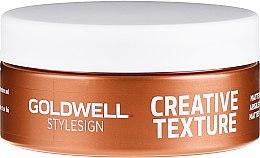 Kup Matująca pasta do stylizacji włosów - Goldwell StyleSign Creative Texture Matte Rebel Clay