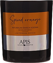 Kup Naturalna świeca sojowa - APIS Professional Spiced Orange Candle