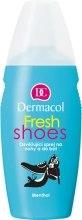 Kup Spray do butów zapobiegający potliwości stóp - Dermacol Fresh Shoes Spray