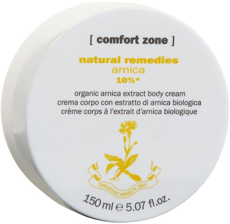 Organiczny krem do ciała z ekstraktem z arniki - Comfort Zone Natural Remedies Arnica — фото N1