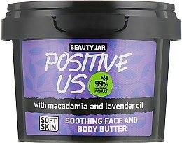 Kup Kojące masło do twarzy i ciała - Beauty Jar Soothing Face And Body Butter