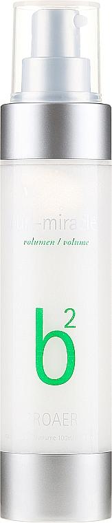 Preparat zwiększający objętość włosów kręconych - Broaer B2 Curl Miracle Volume — фото N1