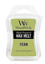 Kup Wosk zapachowy - WoodWick Wax Melt Fern