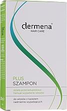 Kup Szampon przeciwłupieżowy hamujący wypadanie włosów - Dermena Hair Care Shampoo