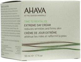 Kup Ekstremalny krem przeciwzmarszczkowy na dzień - Ahava Extreme Day Cream