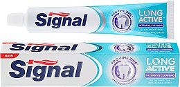 Kup Pasta do zębów z mikrogranulkami - Signal Long Active Intensive Cleaning
