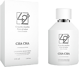 Kup 42° by Beauty More Cha Cha - Woda perfumowana