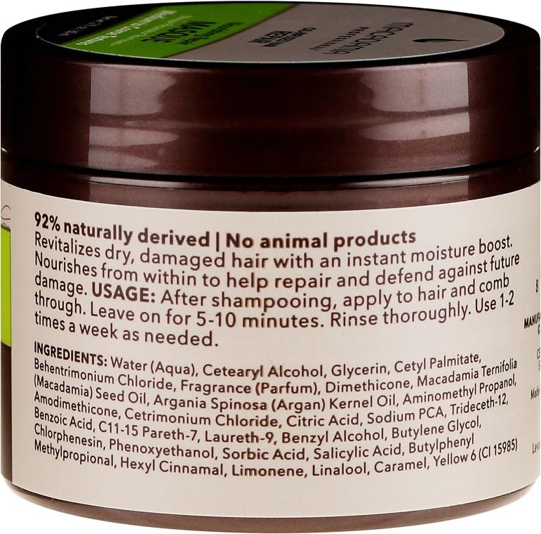 Nawilżająca maska odżywcza do włosów - Macadamia Professional Nourishing Moisture Masque — фото N2