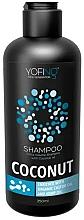 Kup Szampon zwiększający objętość włosów z olejem kokosowym - Yofing Coconut Shampoo Extra Volume With Coconut Oil