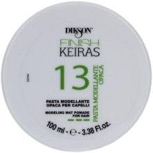 Kup Pasta matowa do modelowania włosów - Dikson Finish Keiras Pasta Modellante Opaca 13