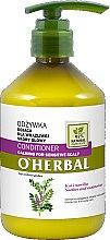 Kup Kojąca odżywka do wrażliwej skóry głowy z ekstraktem z lukrecji - O'Herbal