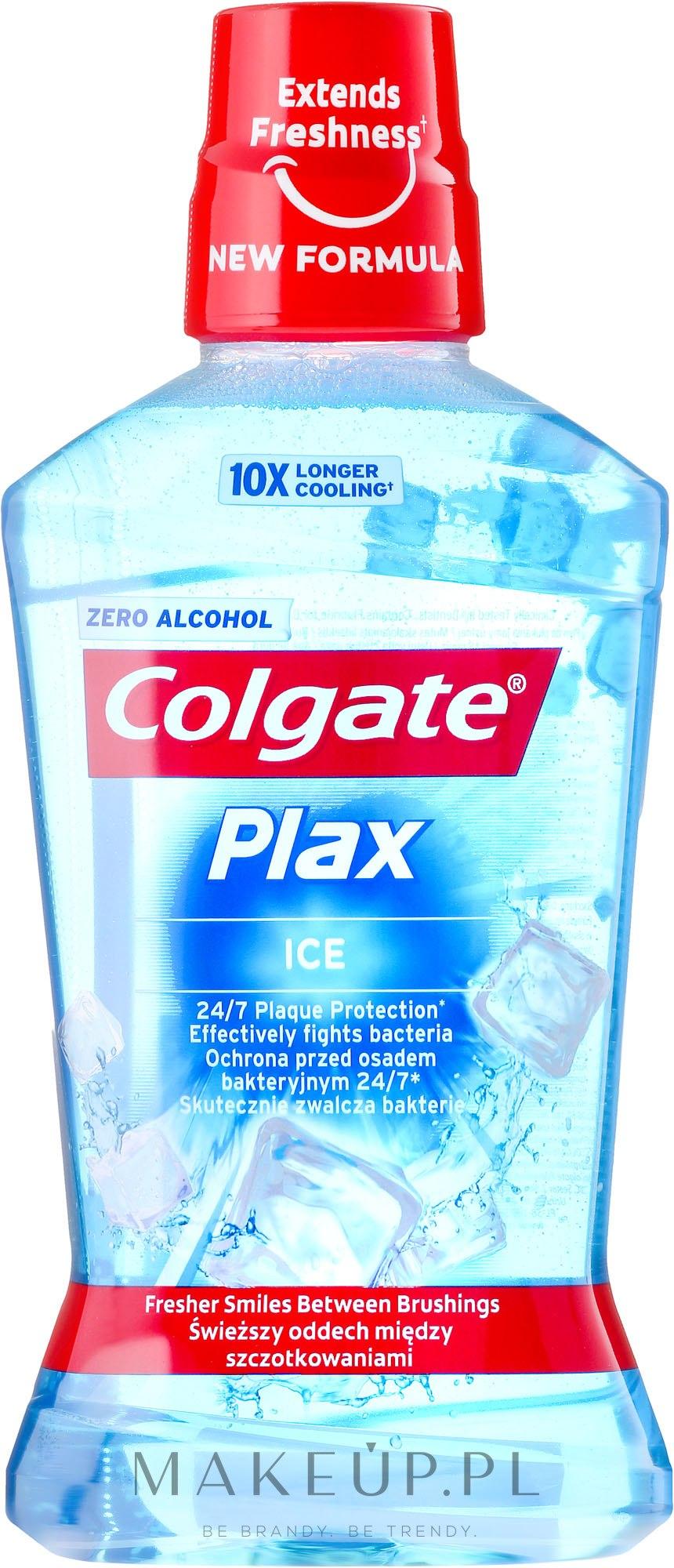 Płyn do płukania jamy ustnej - Colgate Plax Ice — фото 500 ml