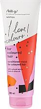 Kup Odżywka-maska do włosów farbowanych - Kili·g Woman I Love Colours! Conditioner-Mask For Coloured Hair