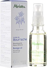 Kup Odżywczy olej z nasion ogórecznika - Melvita Huile de Bourrache Nourishing and Regenerating Borage Oil