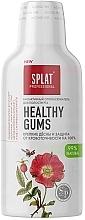 Kup Ochronny płyn do płukania jamy ustnej wzmacniający dziąsła - SPLAT Healthy Gums Mouthwash