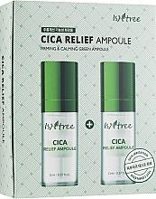 Kup Rewitalizująca ampułka do twarzy - IsNtree Cica Relief Ampoule