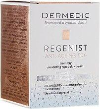 Kup Naprawczy krem intensywnie wygładzający na dzień 50+ - Dermedic Regenist ARS 5° Retinolike