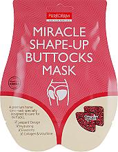 Kup Maska do intensywnego liftingu pośladków - Purederm Miracle Shape-Up Buttocks Mask