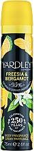 Kup Yardley Freesia & Bergamot - Dezodorant