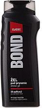 Kup Żel pod prysznic dla mężczyzn do ciała i włosów - Bond Expert Classic Shower Gel For Body & Hair