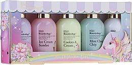 Kup Zestaw - Baylis & Harding Beauticology Milkshake Bar (b/lot/100ml + show/gel/2x100ml + h/cr/100ml + show/cr/100ml)