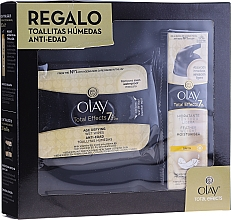 Kup Zestaw - Olay Total Effects 7 (cr 50 ml + 20 x wipes)