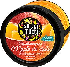 Kup Rewitalizujące masło do ciała Brzoskwinia i mango - Farmona Tutti Frutti Peach & Mango