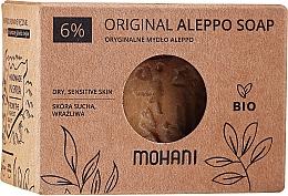 Kup Biomydło Aleppo, 6 % - Mohani