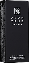 Kup Podkład matująco-antystresowy w kremie - Avon True Colour Calming Effects Mattifying Foundation