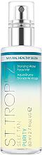 Kup Nawilżający spray do twarzy z efektem stopniowego opalania - St. Tropez Self Tan Purity Bronzing Water Face Mist