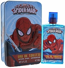 Kup Marvel Ultimate Spiderman - Zestaw (edt/100ml + tin/box)