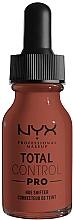 Kup Mixer do podkładu - NYX Professional Total Hue Shifter Drop Foundation
