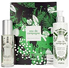 Kup Sisley Eau De Compaigne Jungle Gift Set - Zestaw (edt 100 ml + sh/gel 250 ml)