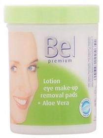 Nawilżane płatki z aloesem do demakijażu - Bel Premium Lotion Eye Make-Up Pads Aloe Vera — фото N1