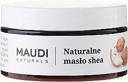 Kup Naturalne masło shea - Maudi