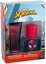 Kup Air-Val International Spiderman - Zestaw (edt 30 ml + sh/gel 70 ml)