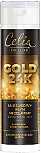 Kup Luksusowy płyn micelarny Złoto 24k i miód manuka - Celia De Luxe Gold 24k
