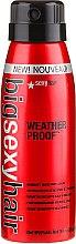 Kup Lakier zabezpieczający fryzurę przed wilgocią - SexyHair BigSexyHair Weather Proof Humidity Resistant Spray