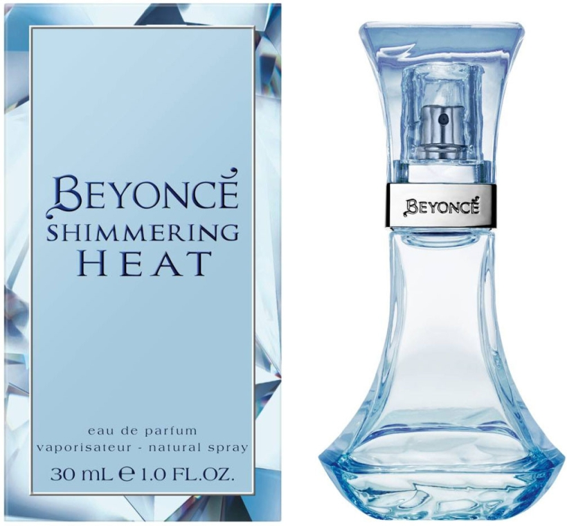 Beyoncé Shimmering Heat - Woda perfumowana
