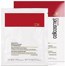 Kup Ultranawilżająca rozświetlająca maska komórkowa w płachcie - Cellcosmet Swiss BioTech CellRadiance Mask