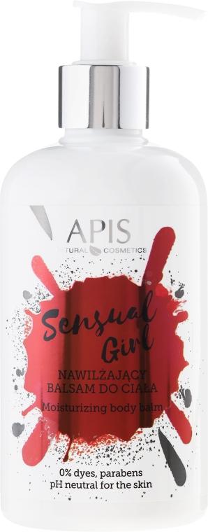 Nawilżający balsam do ciała - APIS Professional Sensual Girl