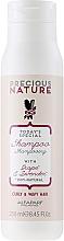 Kup Szampon do włosów kręconych i falowanych - Alfaparf Precious Nature Shampoo Grape & Lavender