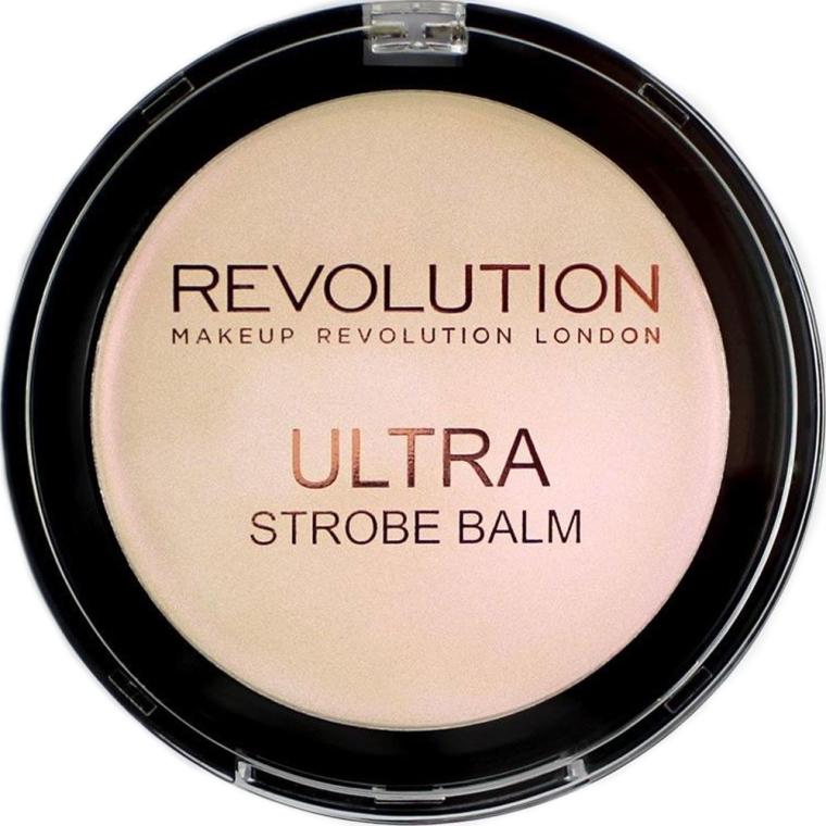Rozświetlacz w kremie - Makeup Revolution Ultra Strobe Balm — фото N1